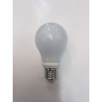 7w LED E27 BRIGHT LIGHT GLOBE WARM WHITE LAMP ULTRA EDISON LONG LIFE 240v