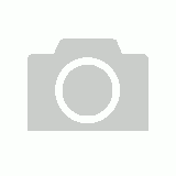 MARQUEE LIGHT LAMP WALL ART UP VINTAGE RUSTIC INDUSTRIAL LETTER W RUST