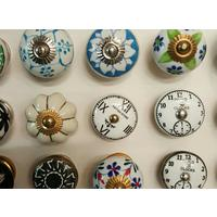 Decrative Ceramic Knobs